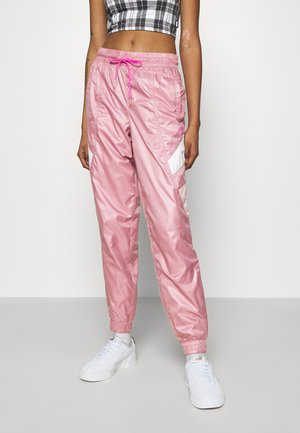 TRACK PANT - Tracksuit bottoms - foxglove