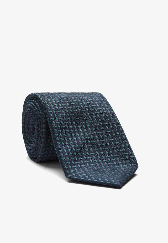 LEROY - Krawatte - grün