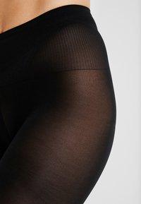 Swedish Stockings - OLIVIA PREMIUM 60 DEN - Tights - black - 2