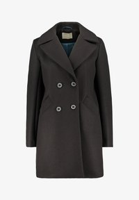 Amber & June - Classic coat - schwarz - 0