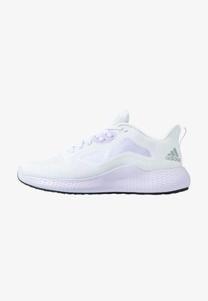 EDGE RC 3 - Neutral running shoes - footwear white/silver metallic/purple tint