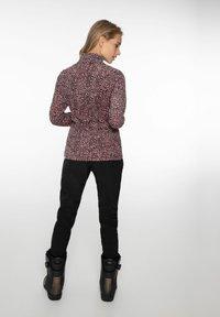 Protest - Fleece jumper - think pink - 3