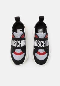 MOSCHINO - UNISEX - Slip-ons - black - 3
