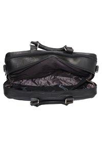 Jost - Briefcase - black - 4