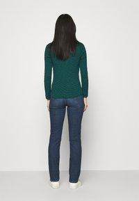 Marks & Spencer London - SOPHIA - Jeansy Straight Leg - dark blue denim - 2