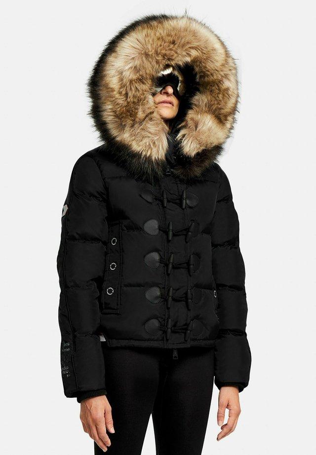 RISING SUN APACHE - Gewatteerde jas - black