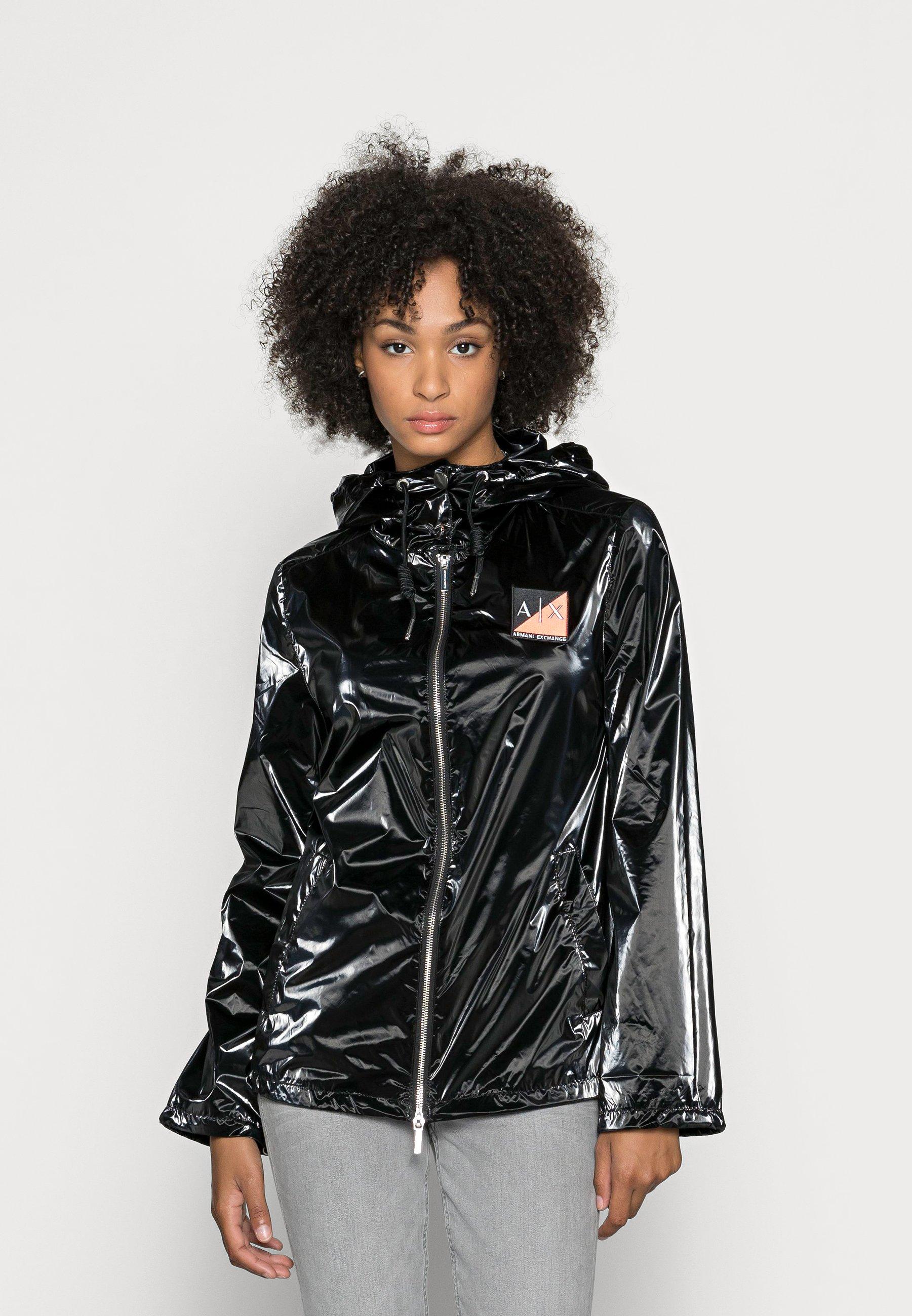 Damen BLOUSON IRIDESCENT COATED  - Leichte Jacke
