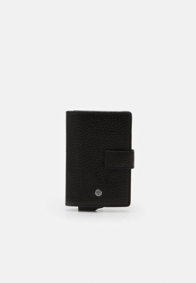 CARDONA C-TWO E-CAGE SV8F - Lommebok - black