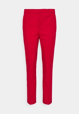 STRETCH PANT - Chino - lipstick red