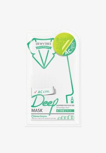 AC CONTROL DEEPMASK - Face mask - -