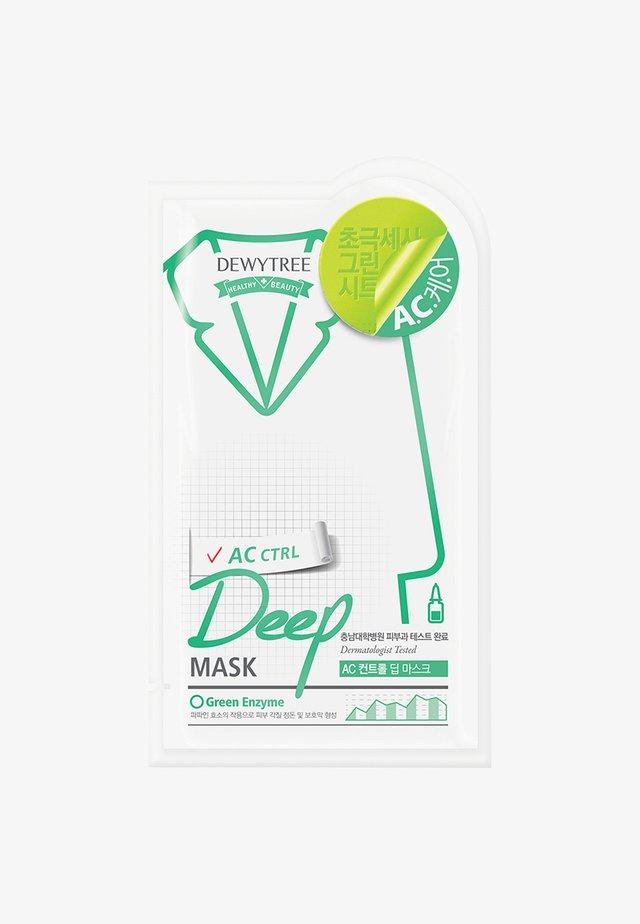 AC CONTROL DEEPMASK - Ansiktsmask - -