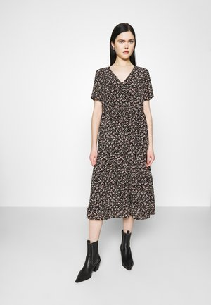 VIMAY  DRESS - Day dress - black