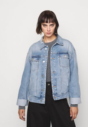 VILDA - Denim jacket - wash six
