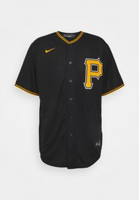 Nike Performance - MLB PITTSBURGH PIRATES OFFICIAL REPLICA ALTERNATE - Club wear - pro black - 5