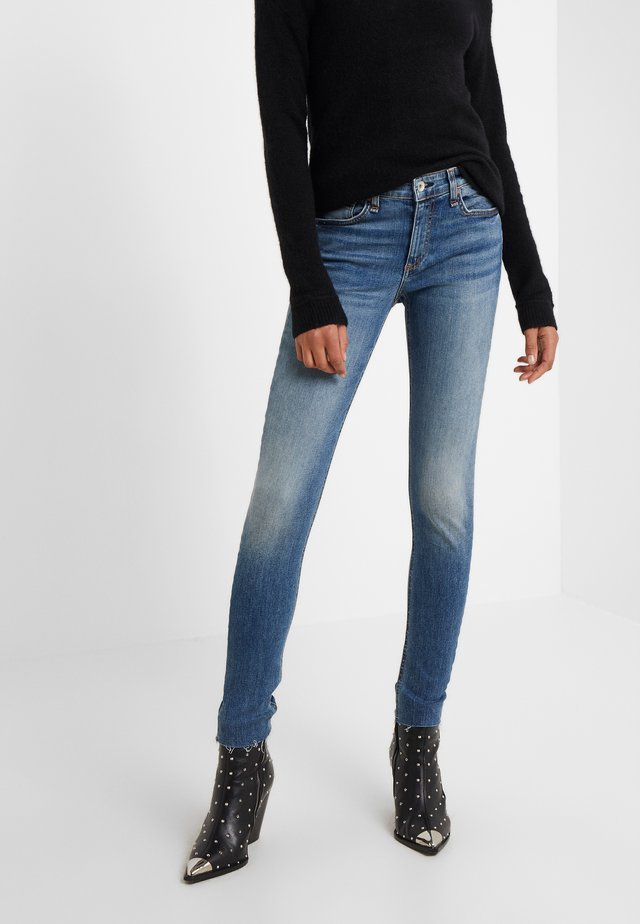 CATE  - Jeansy Skinny Fit - brees