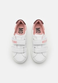 MOSCHINO - Tenisky - white/light pink - 3