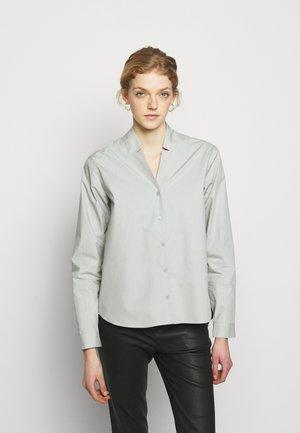 BETH THINK TWICE - Button-down blouse - puritan gray