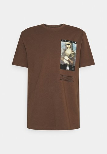 UNISEX REGULAR FIT - Print T-shirt - carafe