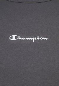Champion - CREWNECK SLEEVELESS - Linne - grey/black - 2