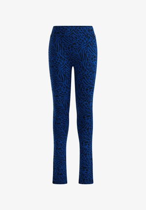 Leggings - cobalt blue