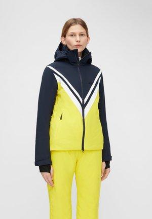 SHANNON - Ski jacket - banging yellow