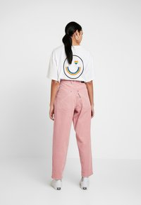 Homeboy - BAGGY - Trousers - rose - 2