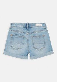 Vingino - DAIZY - Denim shorts - light indigo - 1