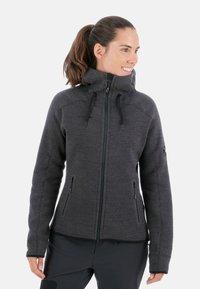 Mammut - ARCTIC  - Fleece jacket - phantom-black melange - 0