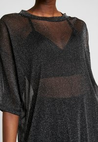 Monki - CISSI TEE  - T-shirts - black - 5
