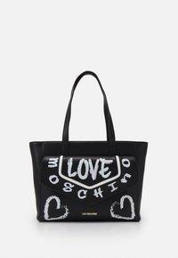 Love Moschino - GRAFFITI - Handbag - fantasy color - 1