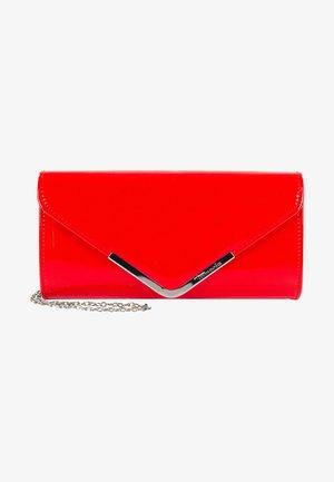 AMALIA - Pochette - red-lack 699