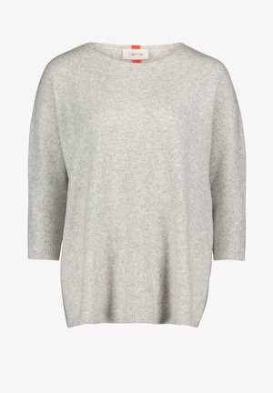 Jumper - gris/rouge