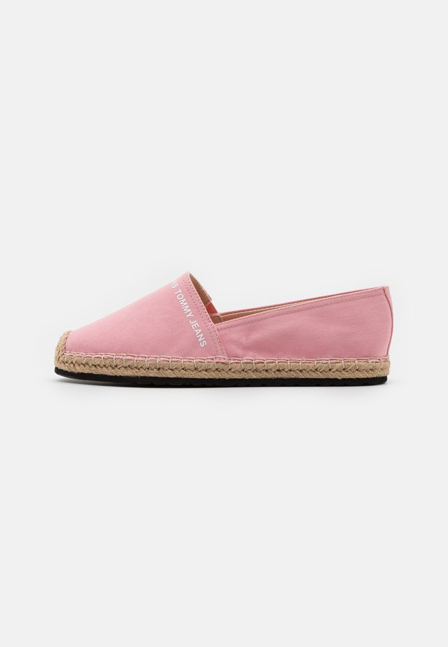 ESSENTIAL  - Espadrilles - iced rose