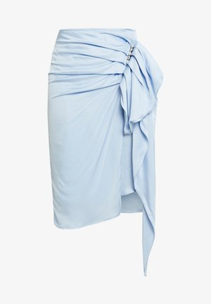 MARYLIN SKIRT - A-line skjørt - powder blue