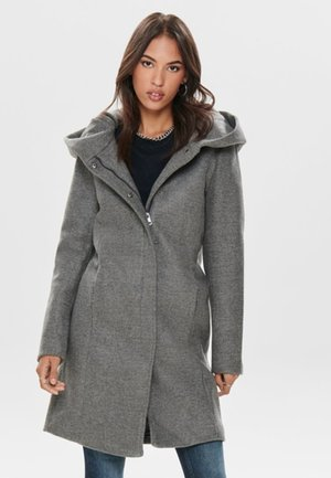 ONLSEDONA - Classic coat - medium grey melange