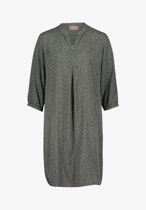 Robe d'été - grün/schwarz