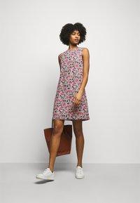 M Missoni - ABITO - Day dress - multicoloured - 1