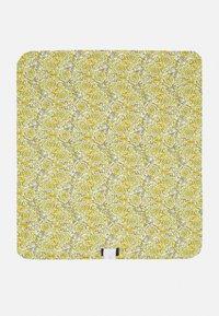 Versace - OUTDOOR BLANKET PLAIN  BAROQUE KIDS MEDUS - Couverture pour bébé - white/gold - 1