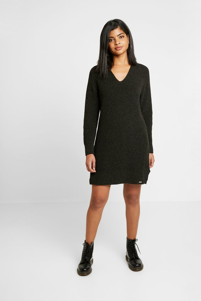MARISSA DRESS - Jumper dress - deep khaki