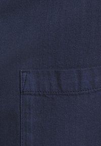 Monki - MONA DUNGAREES - Jumpsuit - blue medium dusty - 6