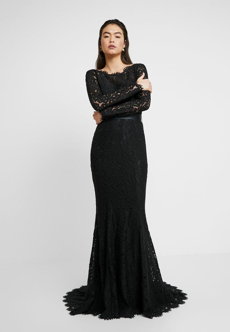 TH&TH - ALARA - Suknia balowa - black