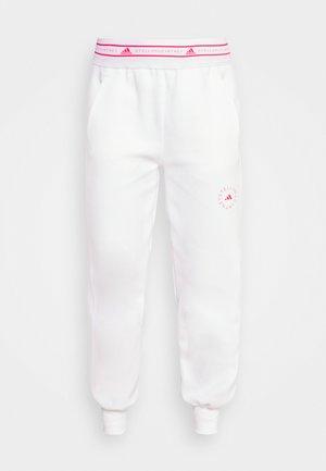 Pantalones deportivos - white