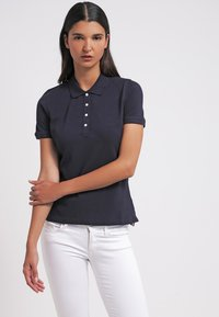 GANT - THE SUMMER - Polotričko - thunder blue - 0