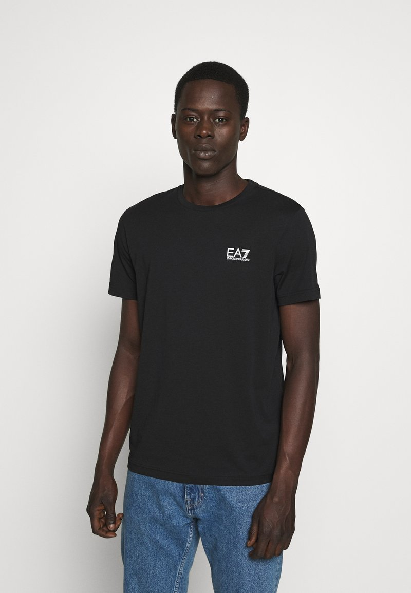 EA7 Emporio Armani - T-Shirt basic - black
