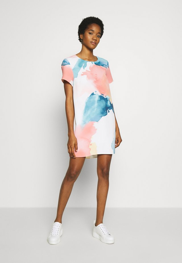 BENE TEE DRESS - Korte jurk - multi