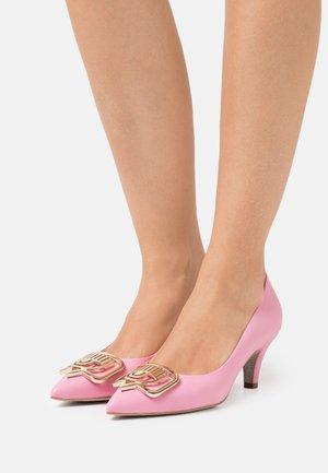 FIRCELY EYELIKE - Klassieke pumps - pink