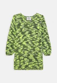 Mads Nørgaard - FANTASY KAXINI - Strickpullover - neon yellow - 0