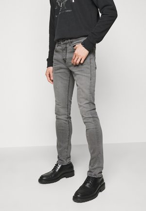 ROCCO LACEY - Džíny Slim Fit - black