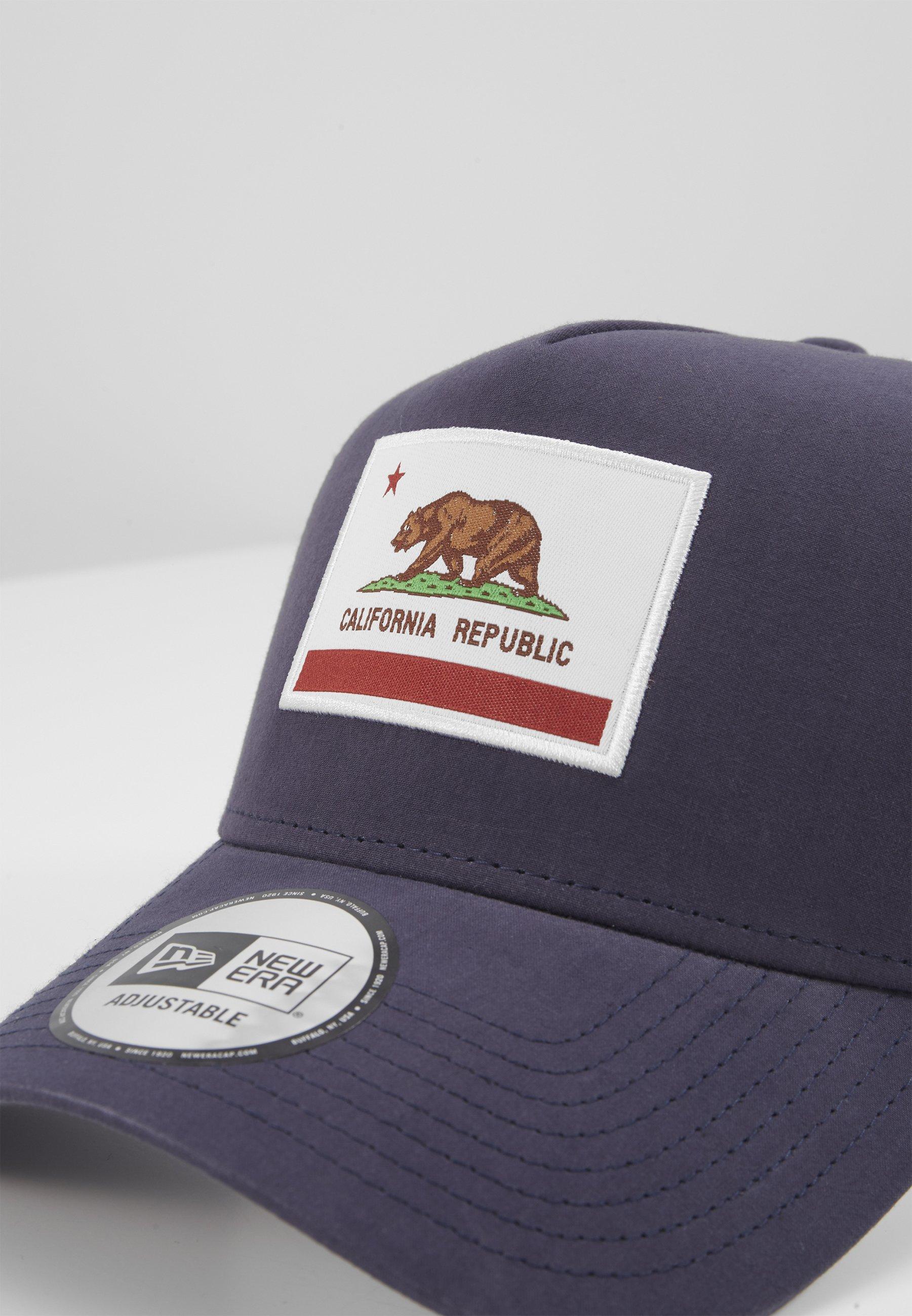 New Era State Trucker - Cap Navy/dunkelblau