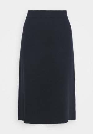 CORE - A-line skirt - navy